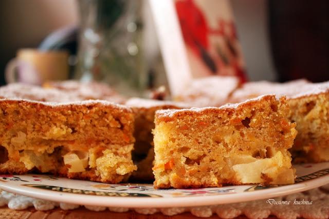 ciasto marchewkowe, przepis na ciasto marchewkowe