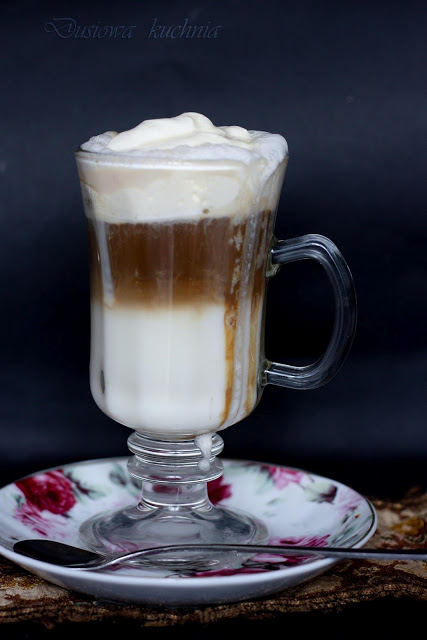 kawa, przepis na kawę, kawa waniliowa,