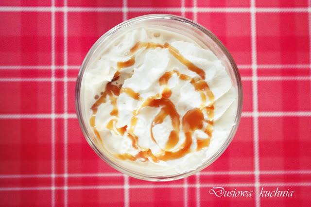 kawa toffi, kawa karmelowa, kawa z syropem, kawa z toffi, kawa z karmelem,  przepis na kawę, kawa