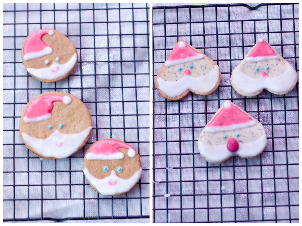 jak zrobić ciasteczka mikołaje, ciasteczka mikołaje przepis, ciasteczka dla mikołaja