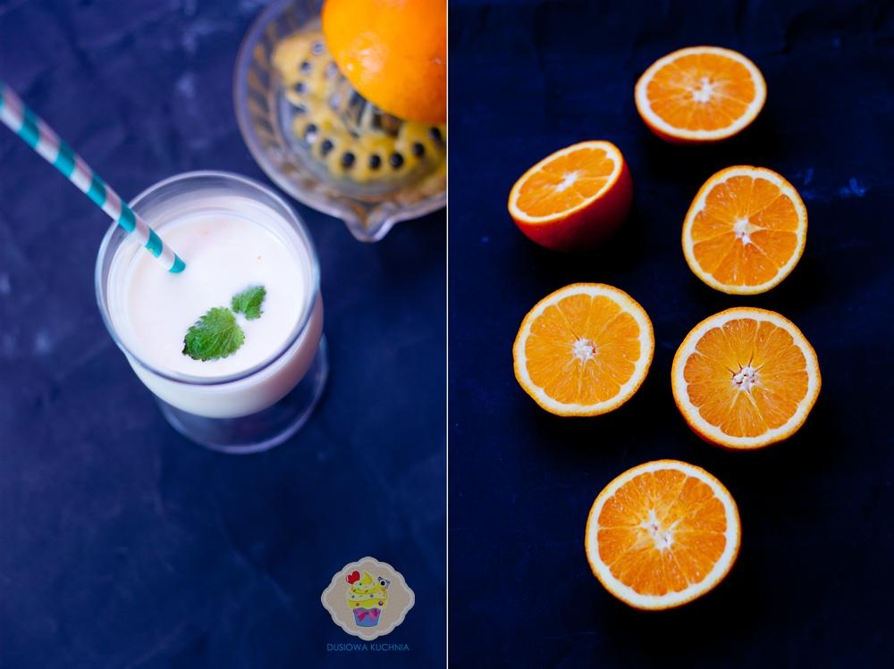 jogurt pomarańczowy, jogurt pomarańczowy przepis, domowy jogurt
