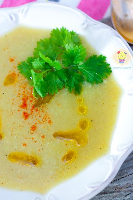 zupa z kalafiora, kalafior przepisy