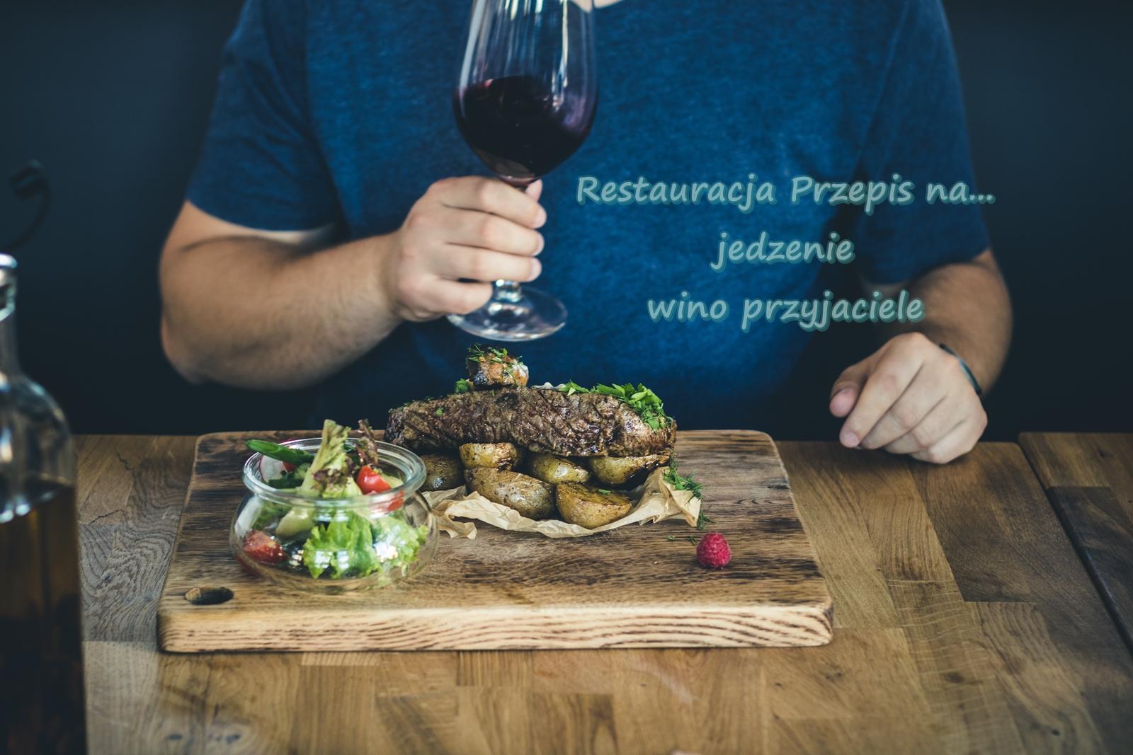 Restauracja Przepis Na Jedzenie Wino Przyjaciele Gdansk