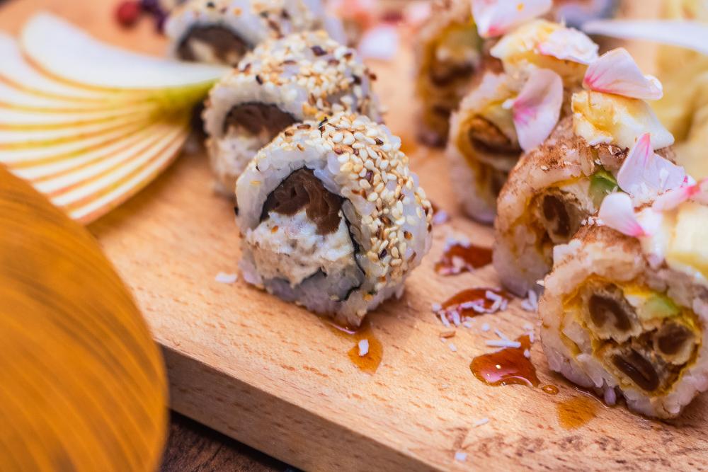 dobre sushi w sopocie