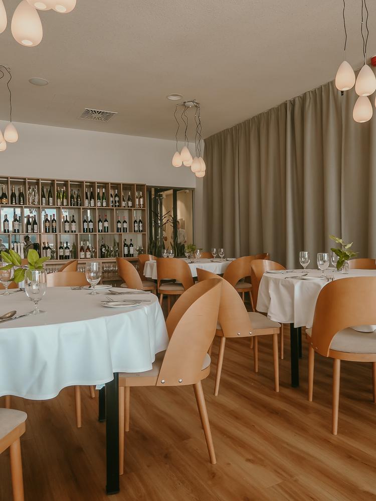 restauracja las i woda hotel notera