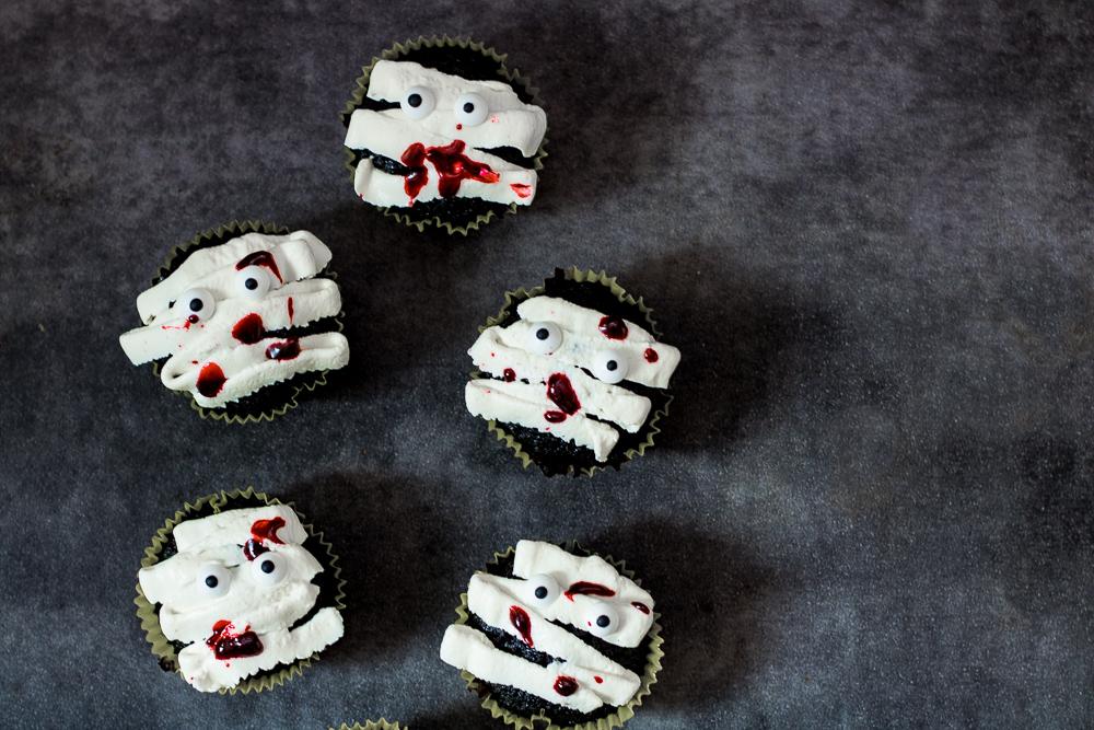 muffinki mumie