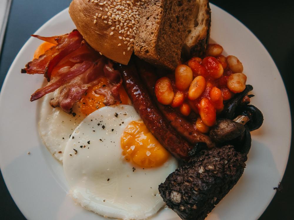śniadanie w Dinette