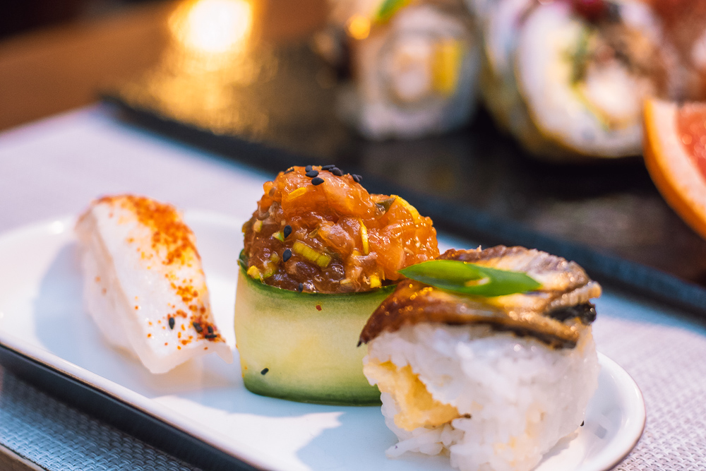 fusion sushi gdańsk dobre sushi