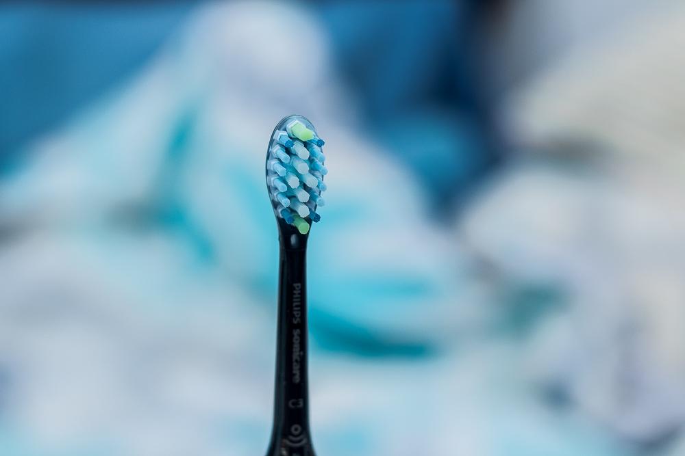 recenzja szczoteczka soniczna do zębów Philips Sonicare DiamondClean