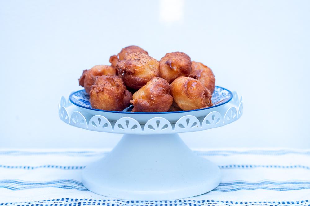 greckie pączki